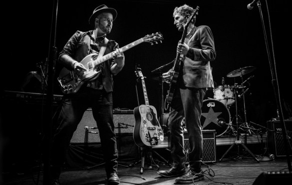 Derek Cruz and Steve Wynn  @ Bowery Ballroom for