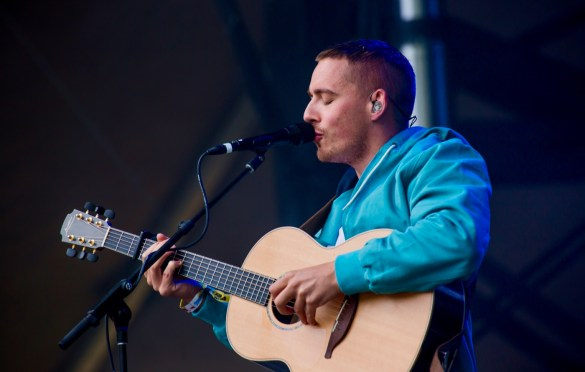 Dermot Kennedy @ Outside Lands Music And Arts Festival 2018 8/10/18. Photo by Derrick K. Lee, Esq. (@Methodman13) for www.BlurredCulture.com.