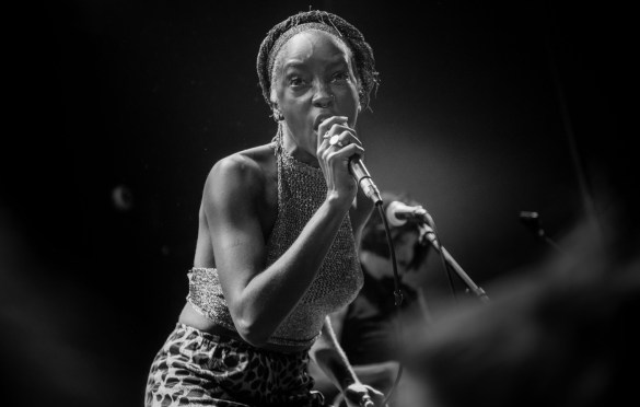 Kia Warren @ Bowery Ballroom for