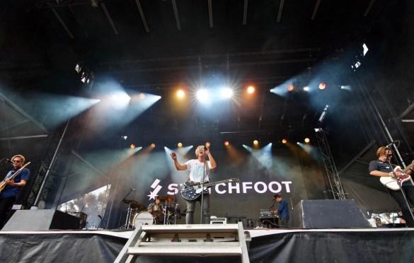 Switchfoot @ The Ohana Fest 9/30/18. Photo by Derrick K. Lee, Esq. (@Methodman13) for www.BlurredCulture.com.