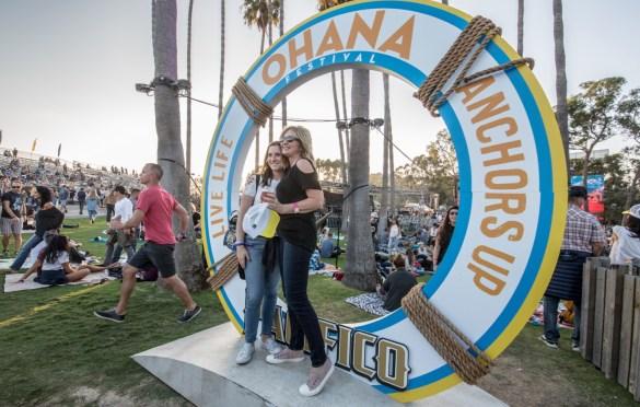Atmosphere @ The Ohana Fest 9/28/18. Photo by Derrick K. Lee, Esq. (@Methodman13) for www.BlurredCulture.com.