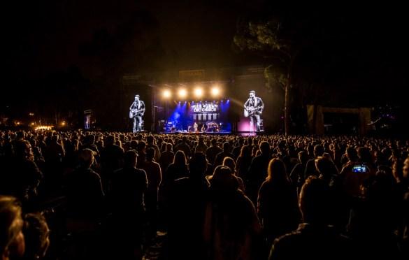 Eric Church @ The Ohana Fest 9/28/18. Photo by Derrick K. Lee, Esq. (@Methodman13) for www.BlurredCulture.com.