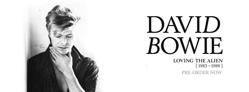 """David Bowie. """"Loving The Alien"""""""