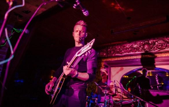 BEL HAVEN @ Madame Siam 9/15/18. Photo by Derrick K. Lee, Esq. (@Methodman13) for www.BlurredCulture.com.