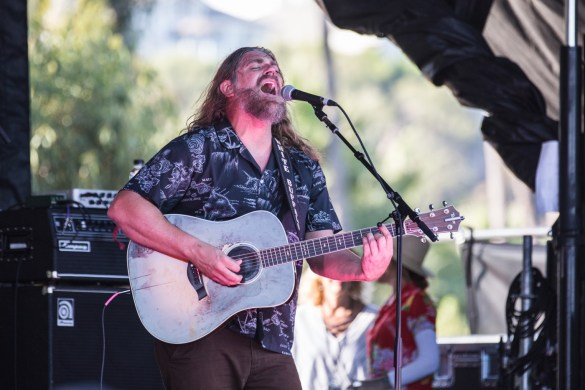 The White Buffalo @ The Ohana Fest 9/28/18. Photo by Derrick K. Lee, Esq. (@Methodman13) for www.BlurredCulture.com.