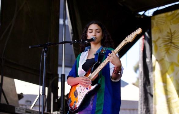 Ambar Lucid @ The Ohana Fest 9/30/18. Photo by Derrick K. Lee, Esq. (@Methodman13) for www.BlurredCulture.com.