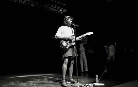 Blood Orange @ The Greek Theatre 9/18/18. Photo by Alana Hillman (@Lanz.La) for www.BlurredCulture.com.