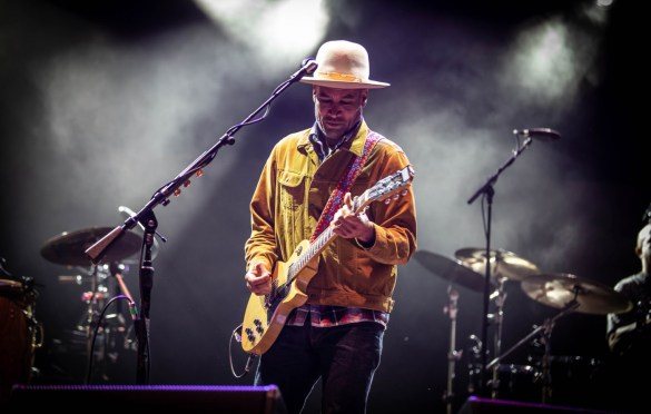 Ben Harper & The Innocent Criminals @ Sea.Hear.Now 2018 9/29/18. Photo by Pat Gilrane Photo (@njpatg) for www.BlurredCulture.com.