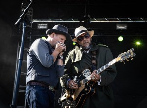 Tangiers Blues Band @ Sea.Hear.Now 2018 9/29/18. Photo by Pat Gilrane Photo (@njpatg) for www.BlurredCulture.com.