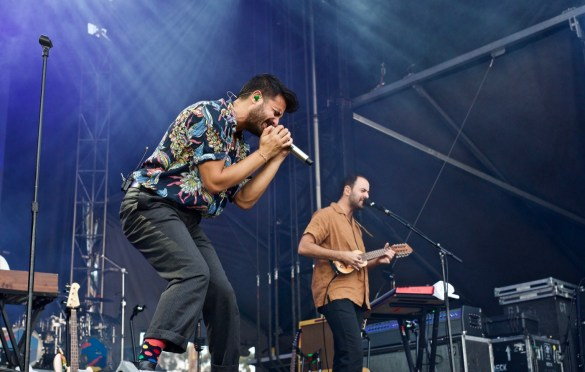 Young The Giant @ The Ohana Fest 9/30/18a. PhotaYoung The Giant @ The Ohana Fest 9/30/18. Photo by Derrick K. Lee, Esq. (@Methodman13) for www.BlurredCulture.com.o by Derrick K. Lee, Esq. (@Methodman13) for www.BlurredCulture.com.