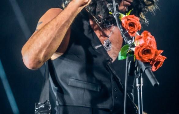 Christian Death @ Cloak & Dagger 2018. Photo by Simon Diaz (@thetragicblondes) for www.BlurredCulture.com.