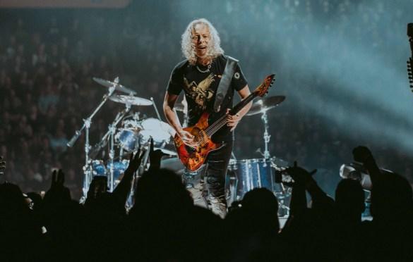 Metallica @ Keybank Center 10/27/18. Photo by Jackson Fleming (@JacksonHFleming) for www.BlurredCulture.com.
