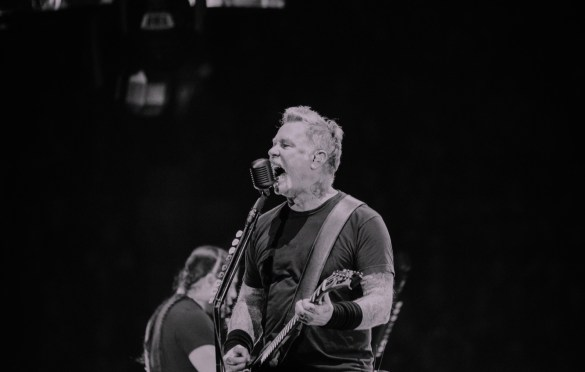 Metallica @ Keybank Center 10/27/18. Photo by Jackson Fleming (@JacksonHFleming) for www.BlurredCulture.com.