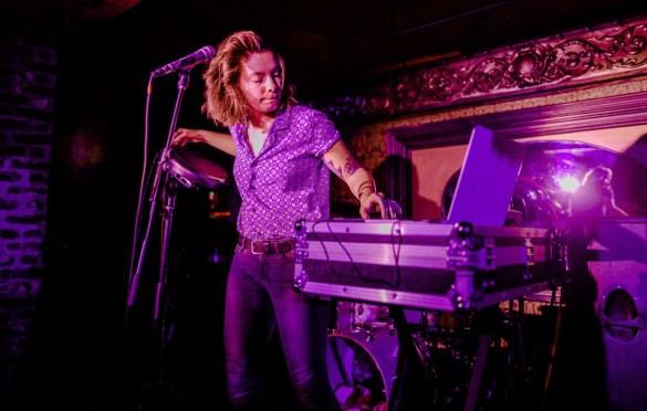 Georgi Kay @ Madame Siam 9/22/18. Photo by Derrick K. Lee, Esq. (@Methodman13) for www.BlurredCulture.com.