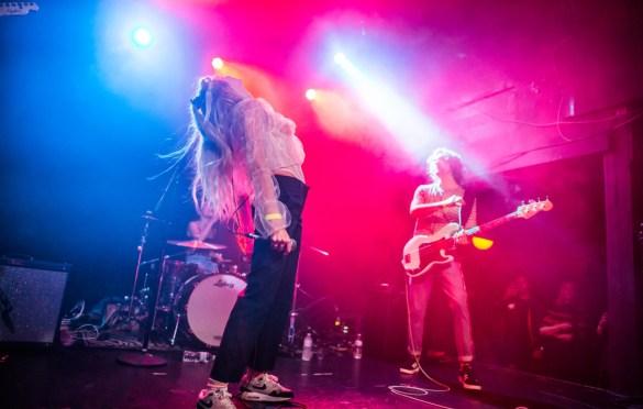Russo @ The Echo 10/10/18. Photo by Derrick K. Lee, Esq. (@Methodman13) for www.BlurredCulture.com.