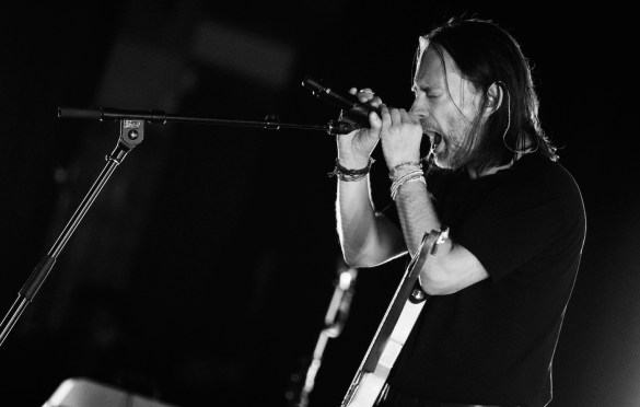 Thom Yorke at The Orpheum Theatre 12/20/18. Photo by Michelle Shiers (@MichelleShiers) for www.BlurredCulture.com.