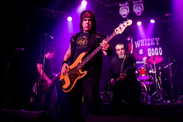Texas Death Star @ Whisky A Go-Go 12/21/18. Photo by Derrick K. Lee, Esq. (@Methodman13) for www.BlurredCulture.com.