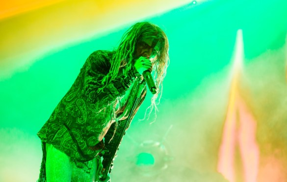 Rob Zombie at OZZFEST 2018 @ The Forum 12/31/18. Photo by Derrick K. Lee, Esq. (@Methodman13) for www.BlurredCulture.com.