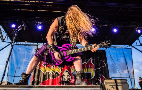 Zakk Sabbath at OZZFEST 2018 @ The Forum 12/31/18. Photo by Derrick K. Lee, Esq. (@Methodman13) for www.BlurredCulture.com.