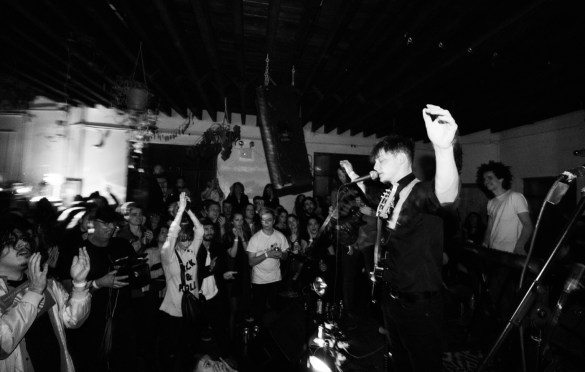 Ghost King at Record Release Show 2/8/19.  Photo by Rick Perez (@GoodTimeRickStudios) for www.BlurredCulture.com.