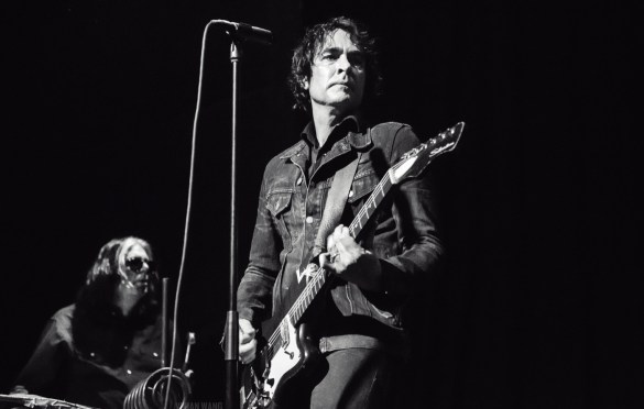 Jon Spencer and the HITmakers @ Rough Trade 1/31/19. Photo by Vivian Wang (@Lithophyte) for www.BlurredCulture.com.