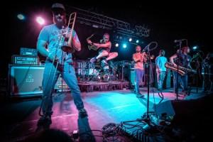 Backyard Superheroes @ Starland Ballroom 2/22/19. Photo by Pat Gilrane Photo (@njpatg) for www.BlurredCulture.com.