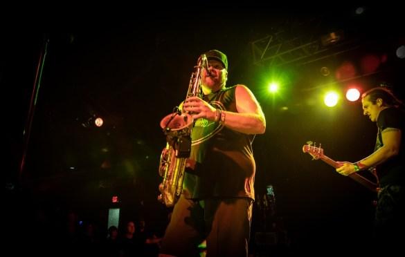 Less Than Jake @ Starland Ballroom 2/22/19. Photo by Pat Gilrane Photo (@njpatg) for www.BlurredCulture.com.