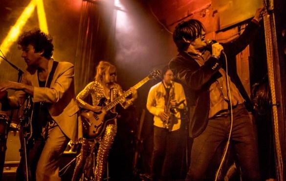 Oozelles @ The Echo for Love You Down III 2/7/19. Photo by Derrick K. Lee, Esq. (@Methodman13) for www.BlurredCulture.com.