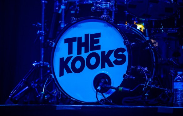 The Kooks @ Hollywood Palladium 2/12/19. Photo by Derrick K. Lee, Esq. (@Methodman13) for www.BlurredCulture.com.