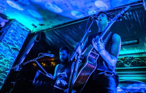 Loveless Romantics @ Madame Siam 1/26/19. Photo by Derrick K. Lee, Esq. (@Methodman13) for www.BlurredCulture.com.