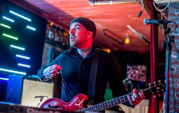 Veers @ Madame Siam 2/23/19. Photo by Derrick K. Lee, Esq. (@Methodman13) for www.BlurredCulture.com.