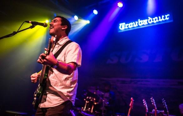 SUSTO @ The Troubadour 3/22/19. Photo by Derrick K. Lee, Esq. (@Methodman13) for www.BlurredCulture.com.