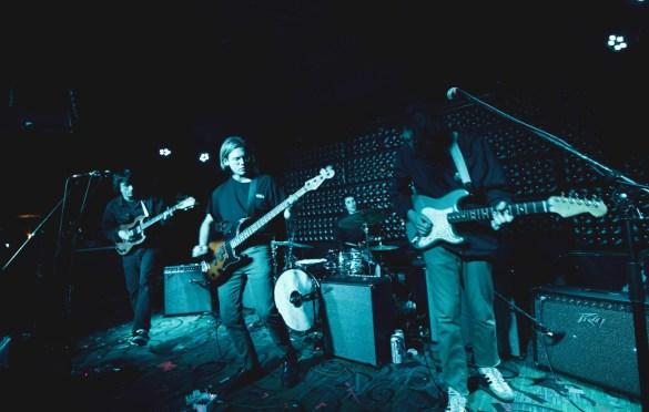 Cosmonauts at The Casbah 4/20/19. Photo by Rick Perez (@GoodTimeRickStudios) for www.BlurredCulture.com.