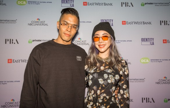 TOKiMONSTA for Identity LA: A Night Celebrating Asian American Pacific Islander Women @ Ford Theatres 5/11/19. Photo by Derrick K. Lee, Esq (@Methodman13) for www.BlurredCulture.com.