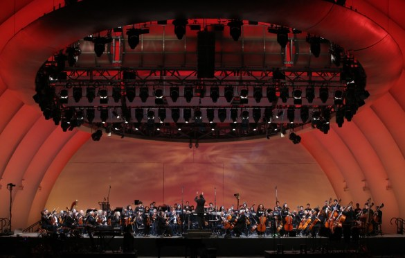 Hollywood Bowl Orchestra w/ YOLA @ Hollywood Bowl 6/15/19. Photo by Craig T. Mathew and Greg Grudt/Mathew Imaging. Courtesy of the Hollywood Bowl. Used with permission.