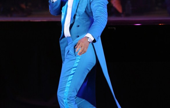 John Legend @ Hollywood Bowl 6/15/19. Photo by Craig T. Mathew and Greg Grudt/Mathew Imaging. Courtesy of the Hollywood Bowl. Used with permission.