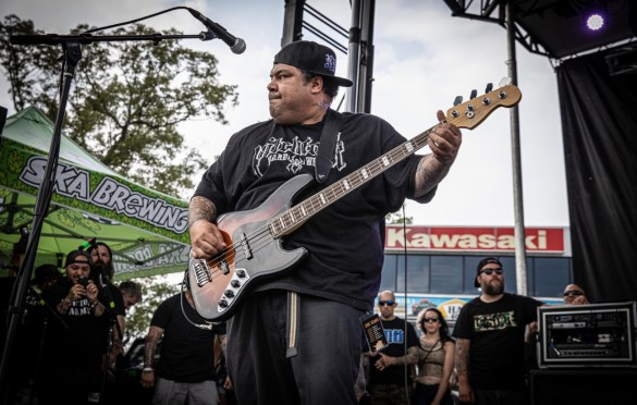 Madball @ The Bash Festival (Englishtown, NJ) 6/2/19. Photo by Pat Gilrane Photo (@njpatg) for www.BlurredCulture.com.
