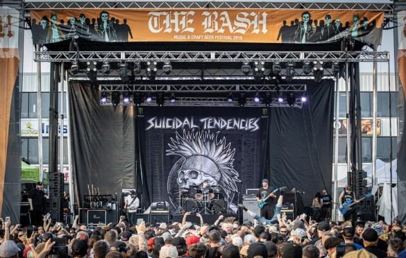 Suicidal Tendencies @ The Bash Festival (Englishtown, NJ) 6/2/19. Photo by Pat Gilrane Photo (@njpatg) for www.BlurredCulture.com.