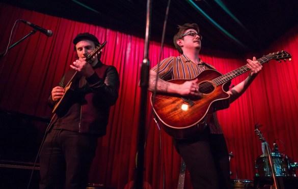 Fairground Saints @ Hotel Cafe 4/12/19. Photo by Derrick K. Lee, Esq. (@Methodman13) for www.BlurredCulture.com.