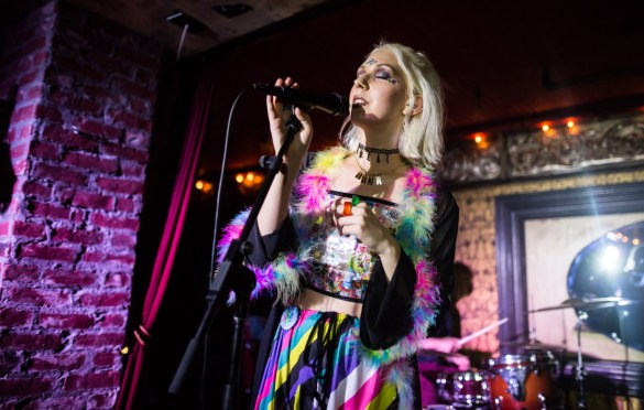 Mint Trip @ Madame Siam 4/13/19. Photo by Derrick K. Lee, Esq. (@Methodman13) for www.BlurredCulture.com.