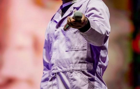 Todrick Hall @ LA! Pride 6/7/19. Photo by Derrick K. Lee, Esq. (@Methodman13) for www.BlurredCulture.com.