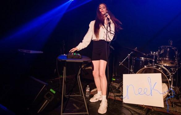 Neek @ Lyric Theatre 6/13/19. Photo by Derrick K. Lee, Esq. (@Methodman13) for www.BlurredCulture.com.