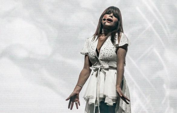 Paula Abdul @ LA! Pride 6/7/19. Photo by Derrick K. Lee, Esq. (@Methodman13) for www.BlurredCulture.com.