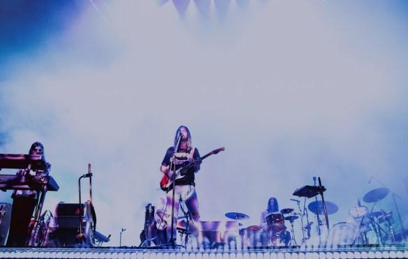 Tame Impala @ Budweiser Stage 7/26/19. Photo by Jackson Fleming (@JacksonHFleming) for www.BlurredCulture.com.