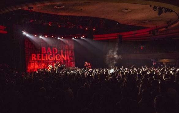 Bad Religion @ Hollywood Palladium 8/17/19. Photo by Betsy Martinez (@BetsyMartinezPhotography) for www.BlurredCulture.com.