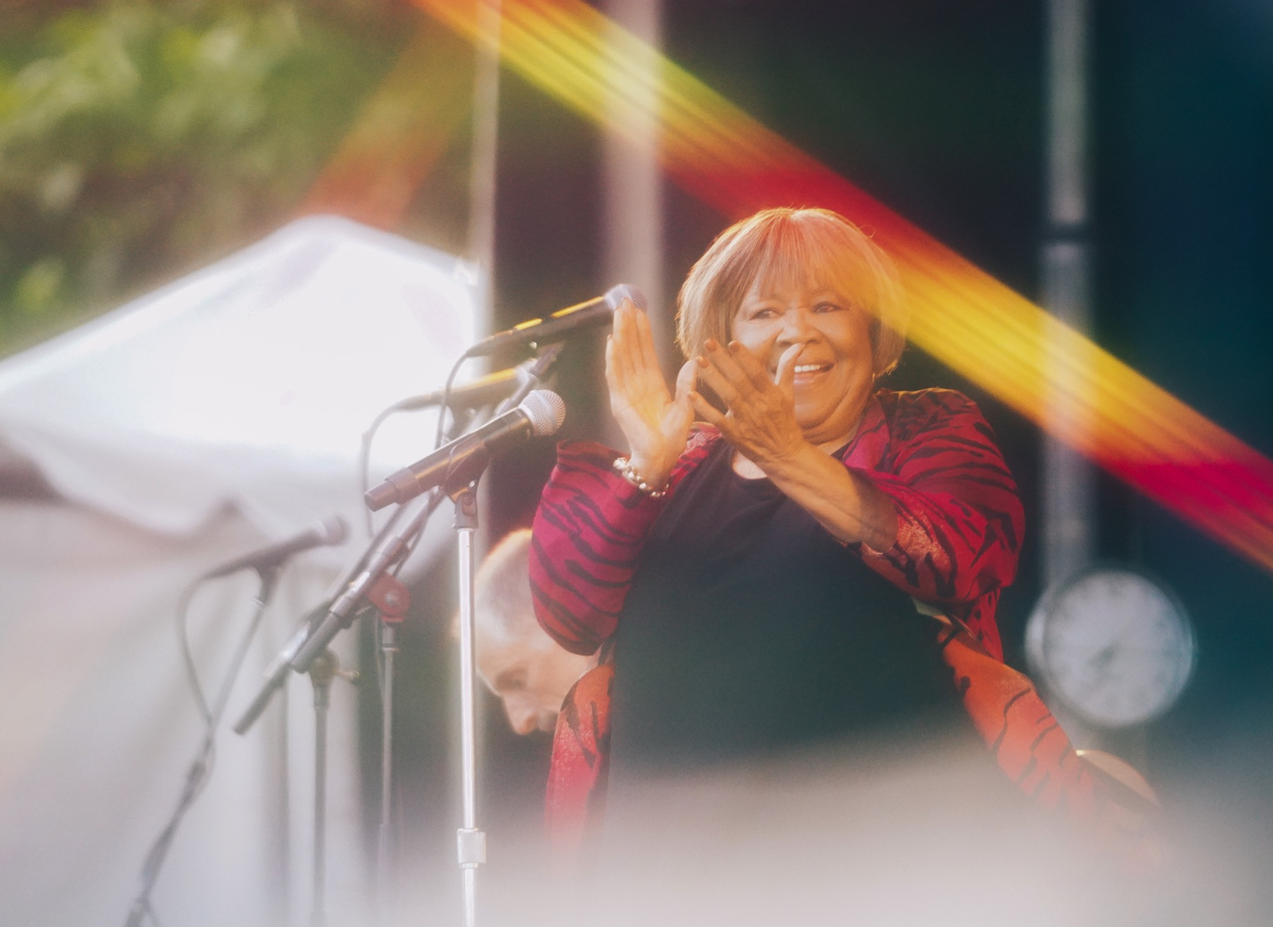 Mavis Staples @ Pitchfork Music Festival 7/19/19. Photo by Aubrey Wipfli (@aubreyy) for www.BlurredCulture.com.