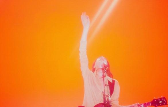 HAIM @ Pitchfork Music Festival 7/19/19. Photo by Aubrey Wipfli (@aubreyy) for www.BlurredCulture.com.
