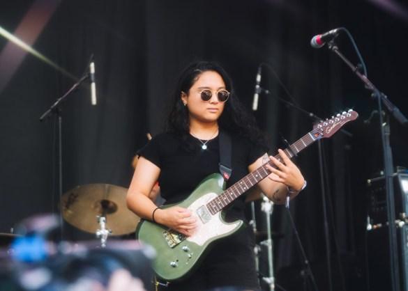 Jay Som @ Pitchfork Music Festival 7/20/19. Photo by Aubrey Wipfli (@aubreyy) for www.BlurredCulture.com.