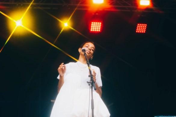 Tasha @ Pitchfork Music Festival 7/21/19. Photo by Aubrey Wipfli (@aubreyy) for www.BlurredCulture.com.