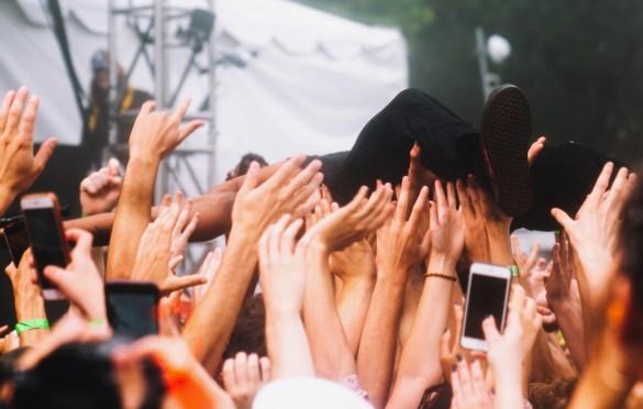 JPEGMAFIA @ Pitchfork Music Festival 7/21/19. Photo by Aubrey Wipfli (@aubreyy) for www.BlurredCulture.com.
